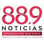 88.9 Noticias Ciudad de México 88.9 FM Mexico, Mexico City