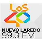Los 40 Nuevo Laredo 99.3 FM Mexico, Nuevo Laredo