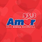 Amor 95.3 FM Ciudad de México 95.3 FM Mexico, Mexico City