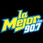La Mejor 90.7 FM Tijuana 90.7 FM Mexico, Tijuana