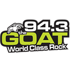 94 3 The GOAT 94.3 FM Canada, Prince George