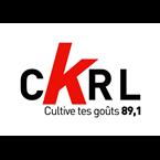 CKRL 89,1 89.1 FM Canada, Quebec City