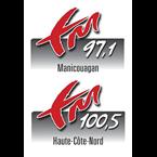 CHLC-FM 97.1 FM Canada, Baie-Comeau