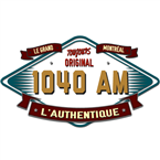 CJMS Country 1040 AM Canada, Montreal