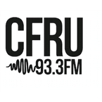CFRU 93.3 FM Canada, Guelph