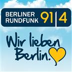 91.4 Berliner Rundfunk 91.4 FM Germany, Berlin