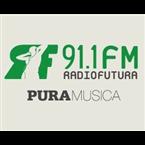 Radio Futura 91.1 FM Uruguay, Montevideo
