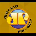 Rádio Jovem Pan FM (Maceió) 102.7 FM Brazil, Maceió