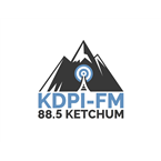KDPI 88.5 FM USA, Ketchum