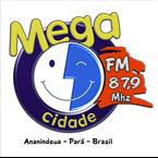 Rádio Mega Cidade 87.9 FM Brazil, Ananindeua