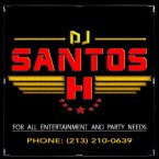 DJ SANTOS H Guatemala