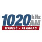 Rádio Maceió AM 1020 AM Brazil, Maceió