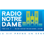 Radio Notre Dame 100.7 FM France, Paris