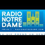 Radio Notre Dame 100.7 FM France, Paris