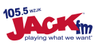 105.5 Jack FM 100.5 FM USA, Effingham