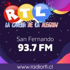 RTL San Fernando 93.7 FM Chile, San Fernando
