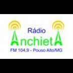 Radio Anchieta 104.9 FM Brazil, Aparecida de Goiania