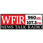 WFIR 107.3 FM United States of America, Roanoke