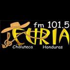 Furia Fm 101.5 FM Honduras