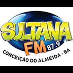 Rádio Sultana FM 87.9 FM Brazil, Conceicao do Almeida