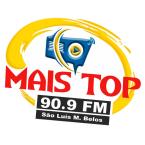 Rádio Mais Top 90.9 FM 90.9 FM Brazil, Goiânia