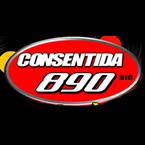 Consentida 890 AM 890 AM Dominican Republic, Santiago de los Caballeros