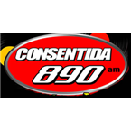 Consentida 890 AM 890 AM Dominican Republic, Santiago