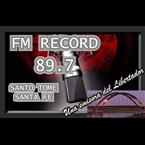 FM Record 89.7 89.7 FM Argentina, Santo Tome