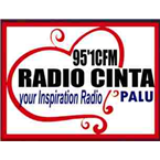 CintaFM 95.1 FM Indonesia, Palu