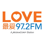 Love 97.2 FM 97.2 FM Singapore