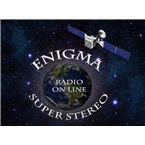 Enigma super estereo United States of America