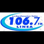 Linea 106.7 FM 106.7 FM Dominican Republic, Santiago de los Caballeros
