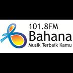 101.8 Bahana FM JKT Indonesia, Jakarta