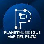 Planet Music Mar del Plata 101.1 FM Argentina, Mar del Plata