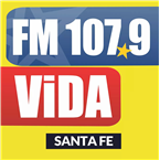 FM VIDA SANTA FE 107.9 107.9 FM Argentina, Santa Fe Do Sul