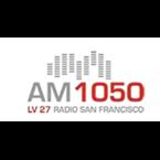 Radio LV27 Rural 1050 AM Argentina, San Francisco de Macorís