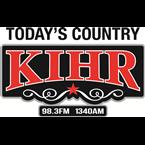 KIHR 98.3 FM USA, Rockford