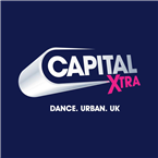 Capital XTRA London 107.1 FM United Kingdom, London