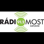 Rádió Most 91.2 FM Hungary, Kaposvár