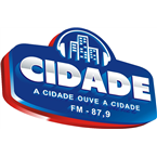 Rádio Cidade FM 87.9 FM Brazil, Apodi