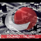 Rádio Correio da Serra FM 100.3 FM Brazil, João Pessoa