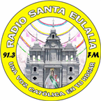 PARROQUIA SANTA EULALIA Guatemala