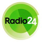 Radio 24 104.8 FM Italy, Lombardy