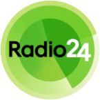Radio 24 104.8 FM Italy