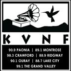 KVNF 90.9 FM USA, Paonia