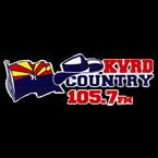 KVRD-FM 105.7 FM USA, Flagstaff-Prescott