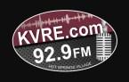 KVRE 92.9 FM USA, Hot Springs