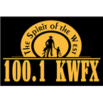 Spirit Country 100.1 100.1 FM USA, Woodward