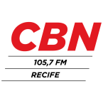 Rádio CBN (Recife) 105.7 FM Brazil, Recife