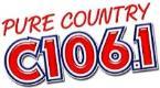 Pure Country C-106.1 106.1 FM USA, Charleston